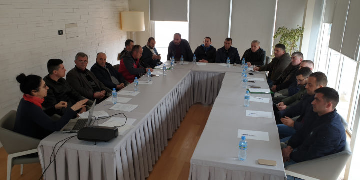 Bulqiza workshop: The royalty of the extracted mineral of Bulqiza goes to the other municipalities